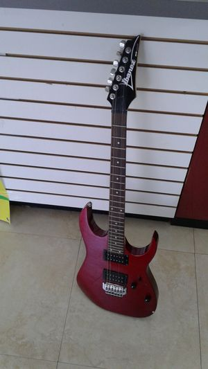 Ibanez RG120 RH Red Electric Guitar for Sale in Oakland Park, FL