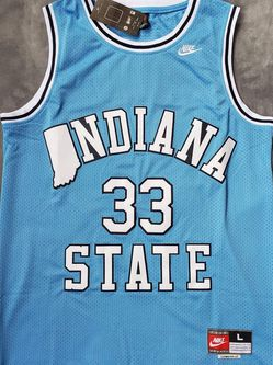 NBA Jersey Indiana State#33 Larry Bird Men for Sale in Covina,  CA