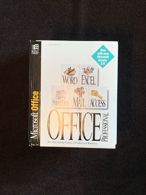 Microsoft Office Professional for Sale in Highland Lakes, NJ