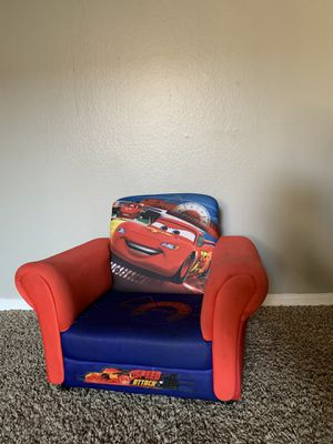 Cars kids chair for Sale in Riverside, CA