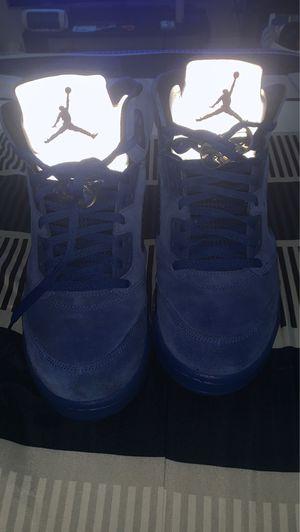 "Jordan 5 ""blue suede"" for Sale in Columbus, OH"