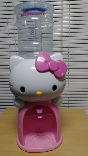 Hello Kitty water dispenser for Sale in Brentwood, TN