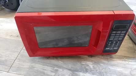 Red Microwave for Sale in Houston,  TX