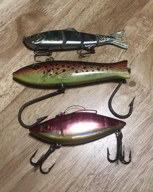 Fishing Lures for Sale in San Antonio, TX