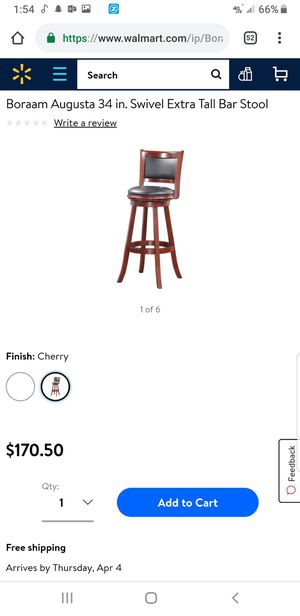New Bar stool for Sale in Modesto, CA