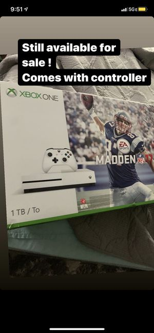 Xbox one 1 TB for Sale in Fort Washington, MD