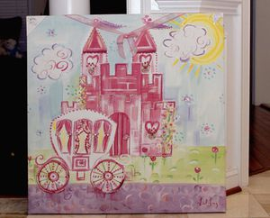 Large Children's Canvas Art for Sale in Leesburg, VA