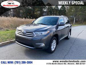 2012 Toyota Highlander for Sale in Boston, MA