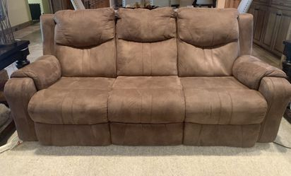 Reclining Sofa and Loveseat (delivery included) for Sale in Southlake,  TX