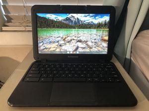 """Lenovo 11.6"""" ChromeBook for Sale in Visalia, CA"""