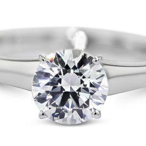 U3814 DIAMOND ENGAGEMENT RING 1.03CT E/SI2 WEDDING BAND 14k GOLD for Sale in Los Angeles, CA