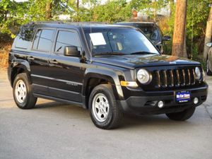 2016 Jeep Patriot for Sale in Fort Worth, TX