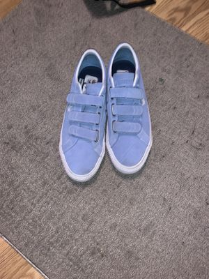 Baby blue converse for Sale in Riverside, CA