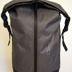 New ADIDAS Future Roll-Top Backpack Grey Five (ED4708) [$120 Retail] for Sale in Cypress, CA