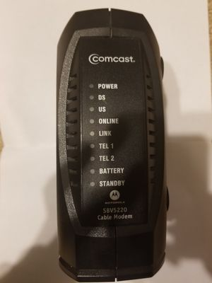 Comcast SBV5220 Cable Modem for Sale in Vancouver, WA
