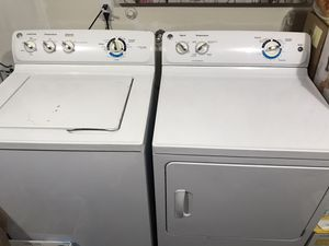 Washer and dryer set for Sale in Battle Ground, WA