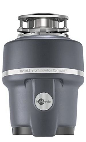 #818- insinkerator evolution spacesaver xp 3/4 hp continuos feed garbage disposal for Sale in Los Angeles, CA