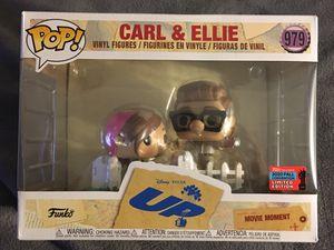 NYCC 2020 Disney Pixar Up Carl & Ellie Funko Pop for Sale in San Francisco, CA