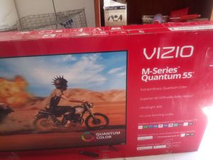 Brand new M series 55 inch Vizio quantum 4k Smart TV 2019 for Sale in Landis, NC