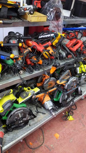 Electric tools for sale for Sale in Dallas, TX