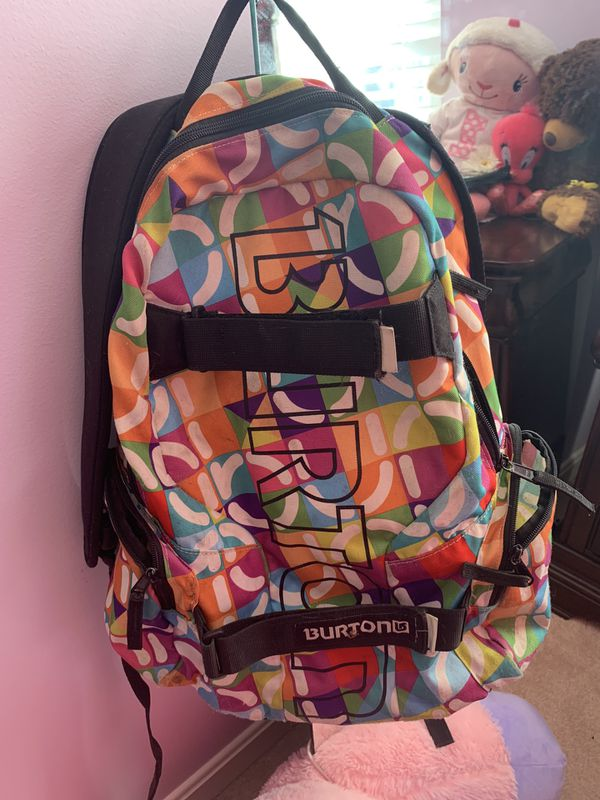 Burton Skateboard Backpack