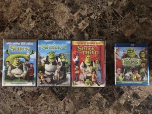 Shrek the Complete Collection for Sale in Pembroke Pines, FL