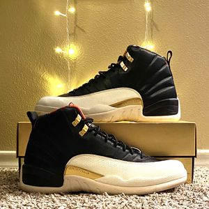"Air Jordan 12 Retro ""CNY"" Size 11, Style Code CI2977006 for Sale in Norman, OK"
