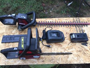 Saw and trimmer for Sale in Fort Washington, MD