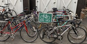BIKE SALE Tomorrow SATURDAY 8/1. Road mountain hybrid bicycles $250-$450+ for Sale in Brooklyn, NY