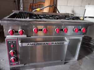 American range for Sale in San Bernardino, CA