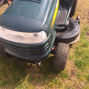 "Craftsman 42""riding Mower With Attachments for Sale in Portsmouth, VA"