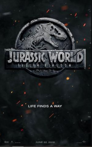 JURASSIC WORLD FALLEN KINGDOM JURASSIC PARK 5 (HDX VUDU) digital movie code. Instant delivery! Free Shipping! (DC4) for Sale in New York, NY