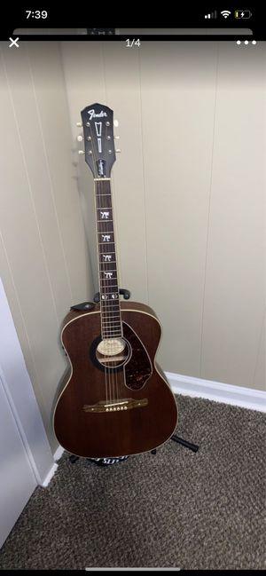 Fender acoustic/electric for Sale in Pelzer, SC