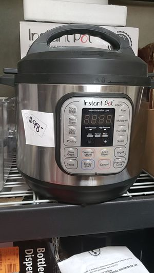 Instant pot for Sale in Apple Valley, CA