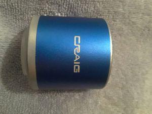 Craig Bluetooth speaker 2 in for Sale in Denver, CO