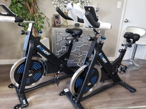 SPINNING BIKE / EXERCISE BIKE - NEW AND ASSEMBLED for Sale in Los Angeles, CA