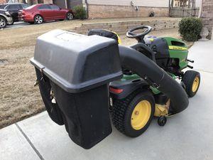 John Deere LA165 Lawn Tractor for Sale in Covington, GA