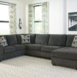 Ballinosloe Sectional ♦️New Brand 💐Instock ⚡ for Sale in Silver Spring,  MD