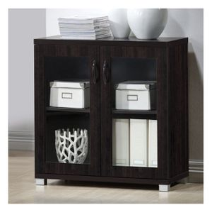 Cabinet shelf sideboard with doors for Sale in Murray, UT