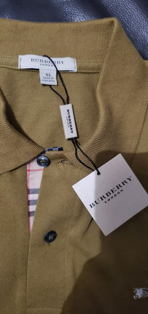Camisa burberry for Sale in Redwood City, CA