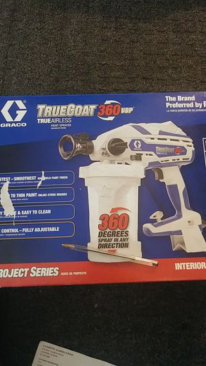 TrueCoat360vsp True Airless/ Graco for Sale in Denver, CO