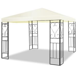 10'x10' Steel Frame Patio Gazebo Canopy Tent Shelter Patio Party Awning for Sale in Cypress, CA
