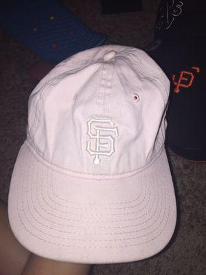 SF Giants light pink hat for Sale in Hayward, CA