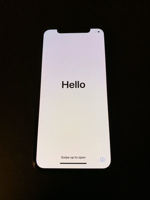 iPhone X Space Gray 256GB for Sale in Tempe, AZ