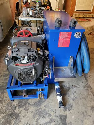 Truck mount steam genie. Start your own business. for Sale in Pensacola, FL