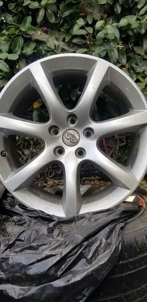 """G35 18"""" Wheels for Sale in Downey, CA"""