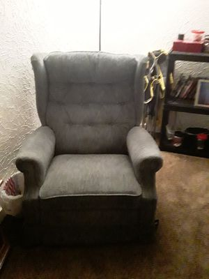 Blue recliner for Sale in Kittanning, PA