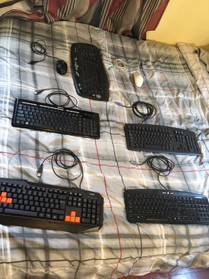 Computer Keyboards and Mice for Sale in Woodbridge, VA