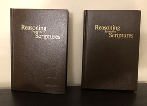 2 JW Reasoning Books for Sale in Silver Spring, MD