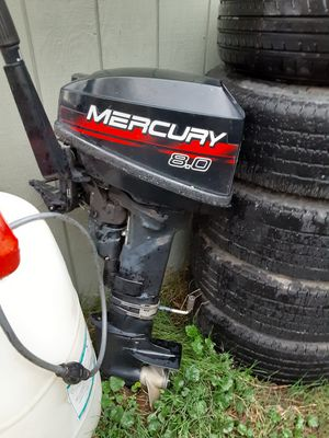 Mercury 8.0 outboard BMF for Sale in Citrus Heights, CA